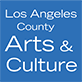 LA County Arts and Culture logo